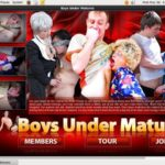 Acc Boys Under Matures