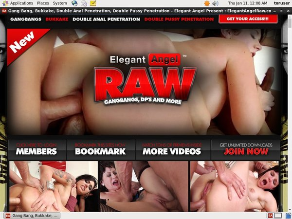 Elegant RAW Porn Accounts