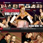 Femdom Violations Renew Subscription