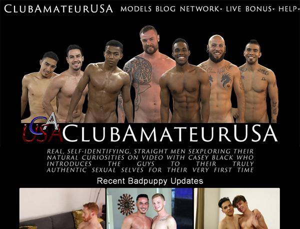 Free Clubamateurusa.com Password