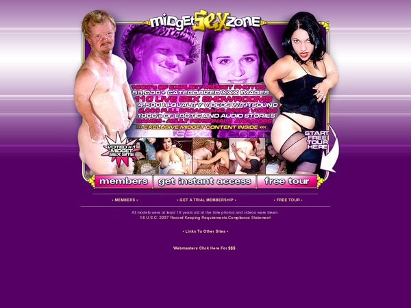 Free Midgetsexzone.com Accs