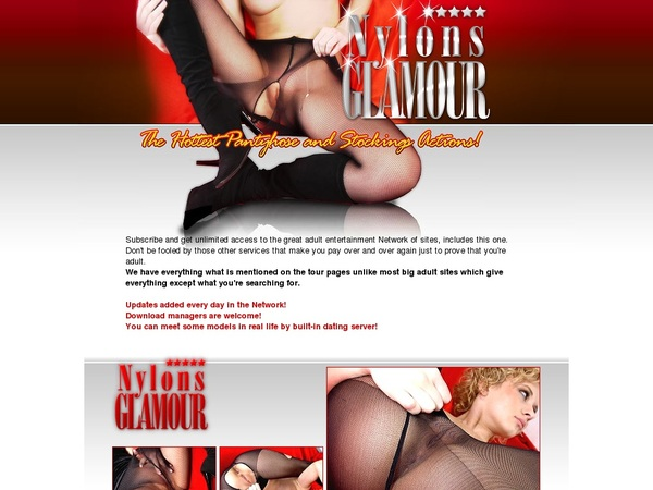 Free Nylons Glamour Account And Password