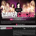 Gamerchicks.com With Gift Card