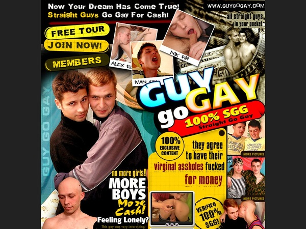 Guygogay Get An Account