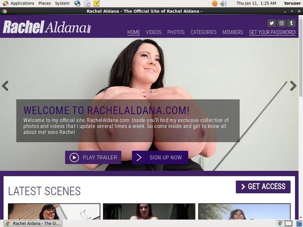 How To Get Free Rachelaldana.com Accounts
