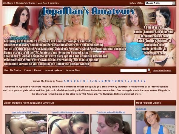 JupaMans Amateurs Discount Membership Free
