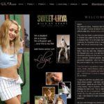 Sweet Lilya Video