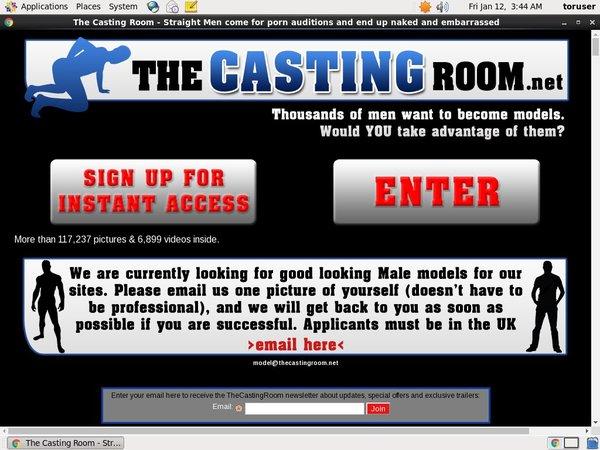 Thecastingroom.net Buy