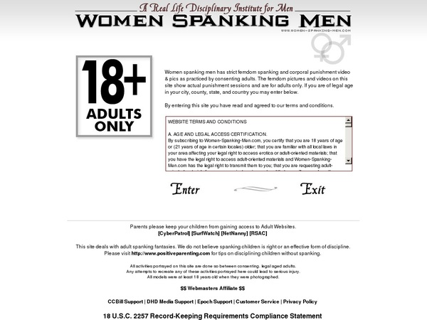 Women Spanking Men Username