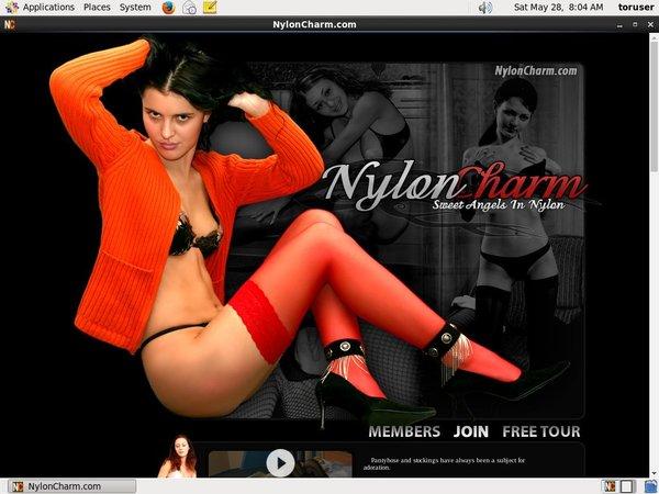 Nylon Charm Videos