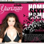 Club Yurizan Renew Membership