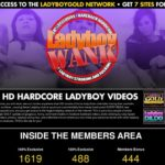 Ladyboy Wank Accounts