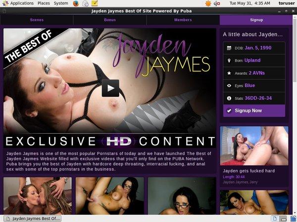 Jayden Jaymes XXX Cc Bill