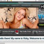 Free Sweet-vicky.com Accounts