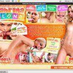 Sabrina Blond Free Scene