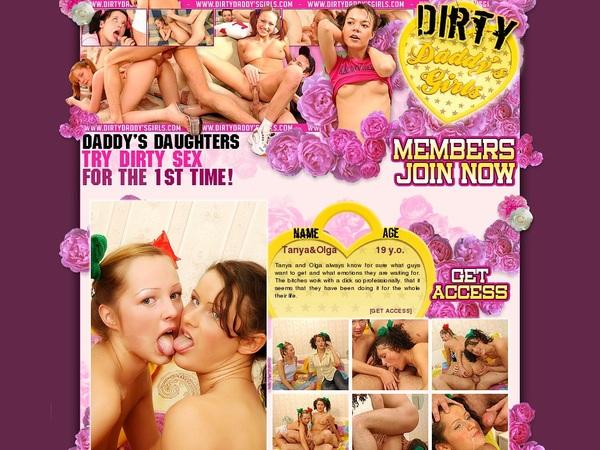 Dirty Daddys Girls Network