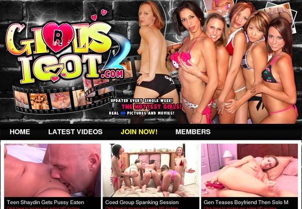 Girlsigot Premium Logins