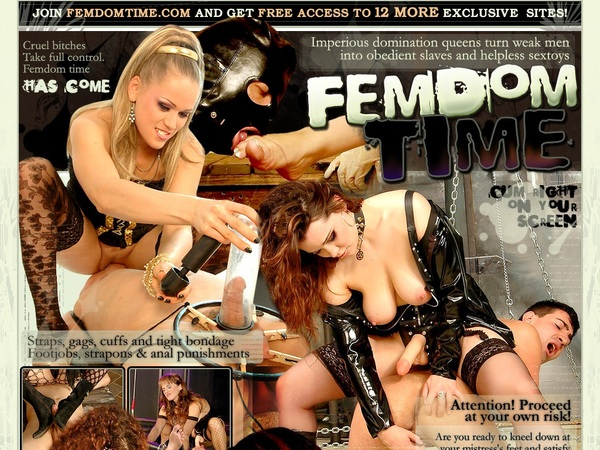 Free Access Femdomtime