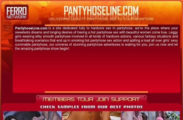 Pantyhose Line Xxx