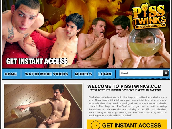 Piss Twinks Join Again