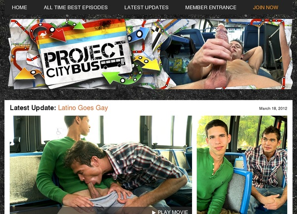 Project City Bus Get An Account