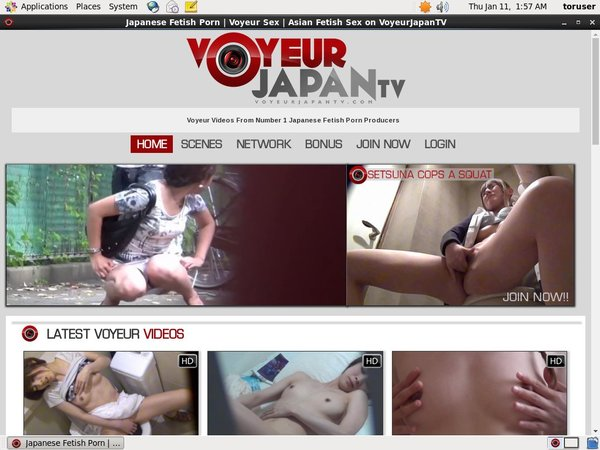 Voyeur Japan TV Get An Account