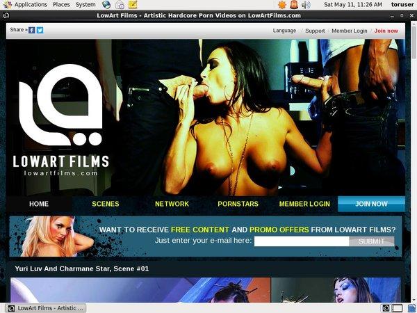 Lowart Films Pay